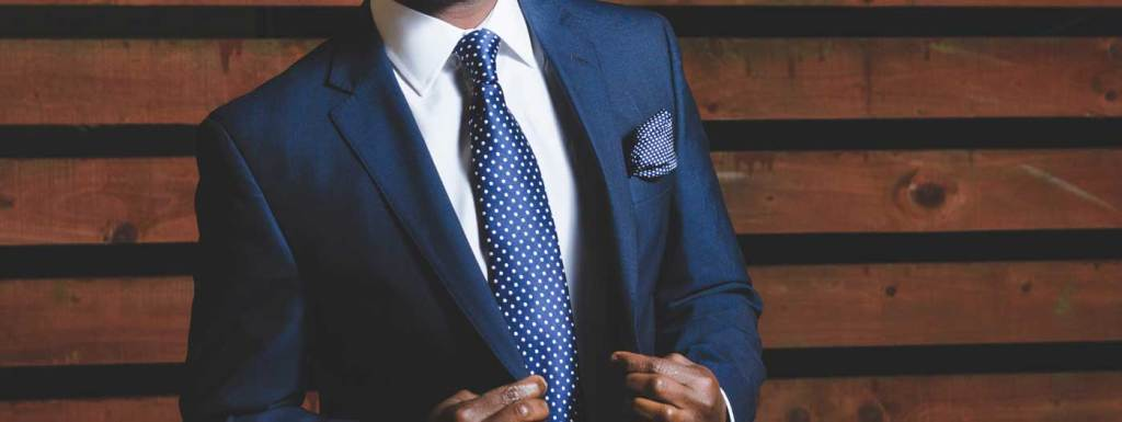 Businessman's Guide to Buying a Custom Suit