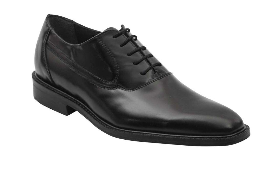 Savile Row Men's Custom Shoes by Avriel - 43 Series Black Lace