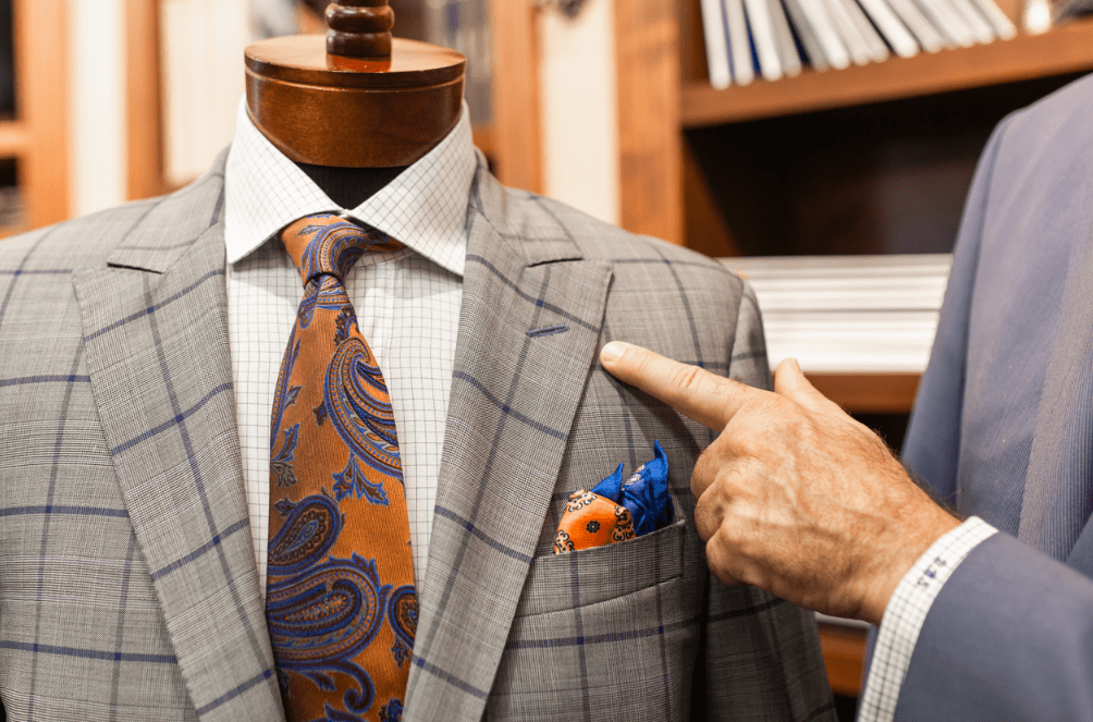 Lapels: A Top-Notch Trend When It Comes to Lapels