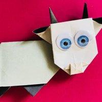 Cómo hacer una VACA de papel