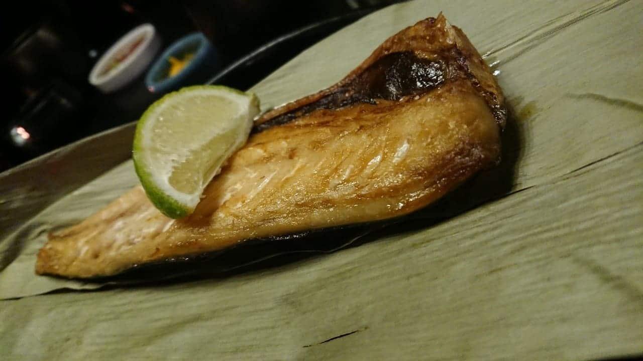 ikki藝奇新日本料理-鮮魚一夜干