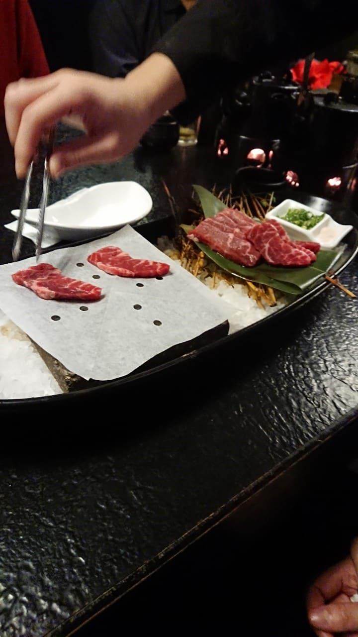 ikki藝奇新日本料理-岩烤石板牛