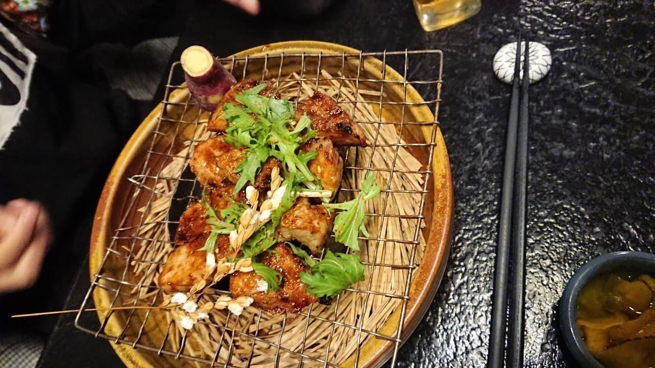 ikki藝奇新日本料理-稻香石燒豚