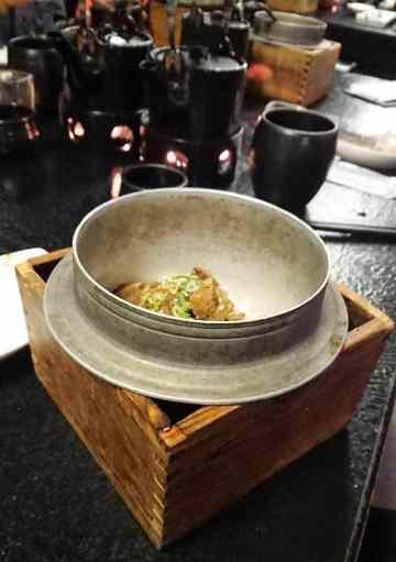 ikki藝奇新日本料理-日式牛肉釜飯