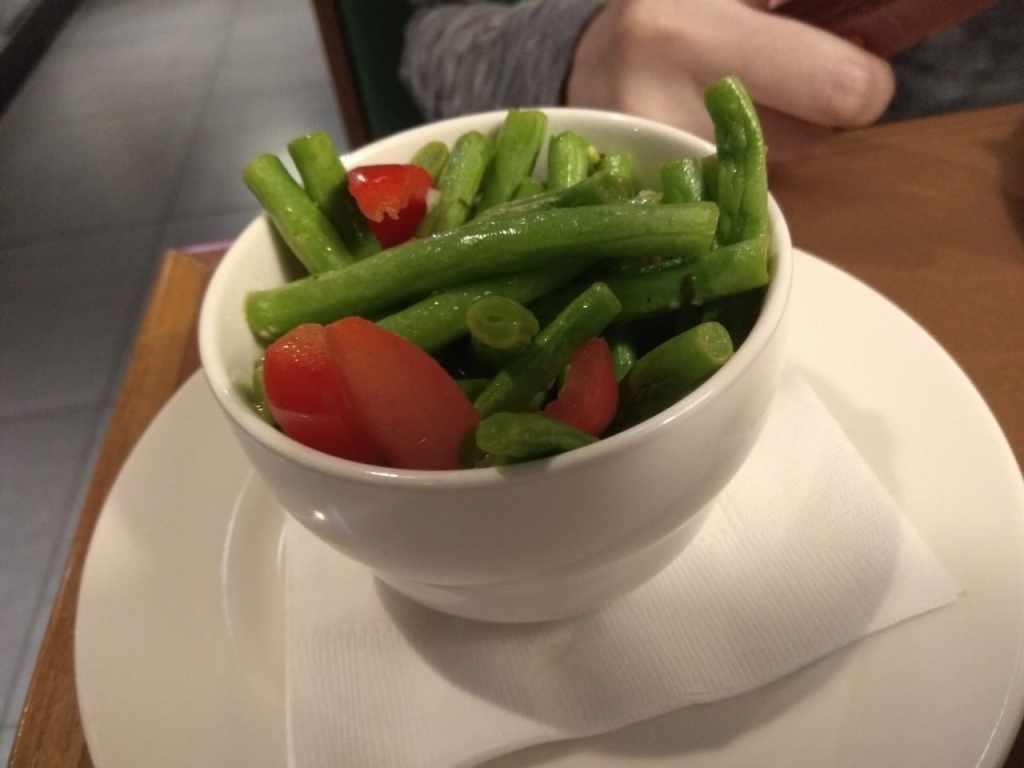 Texas Roadhouse德州鮮切牛排-季節蔬菜