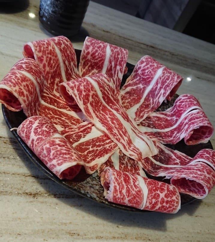 麻辣壹號店精緻麻辣鍋 濕式熟成雪花牛肉