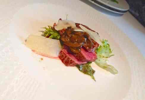 GMT義大利餐廳主菜-美國特級肋眼牛排