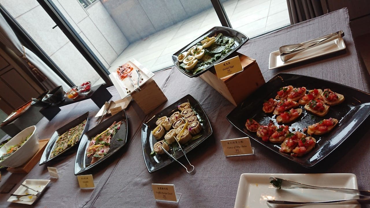 GMT 義大利餐廳-自助餐