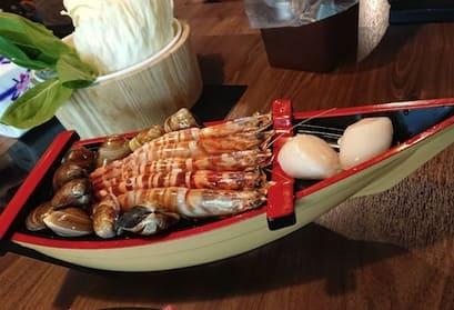 上官木桶鍋 林口店-浪漫雙人套餐