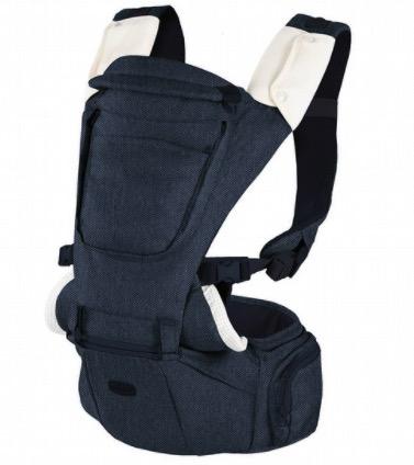 揹巾 義大利 Chicco HIP SEAT輕量全方位坐墊/揹帶機能抱嬰袋