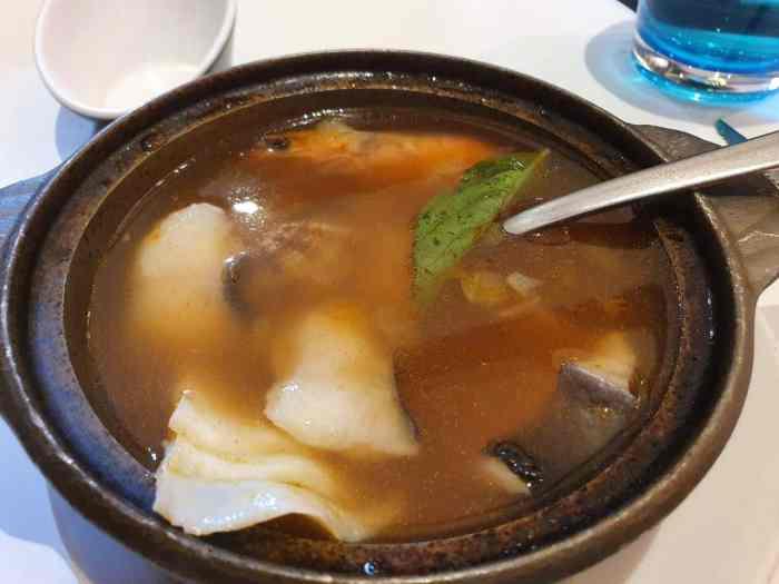 西堤牛排 義式海鮮清湯