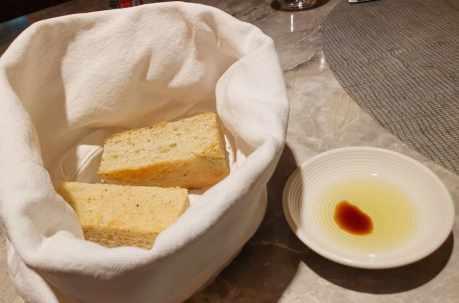 綻1852 餐前佛卡夏麵包