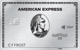 熱門信用卡 美國運通 簽帳白金卡