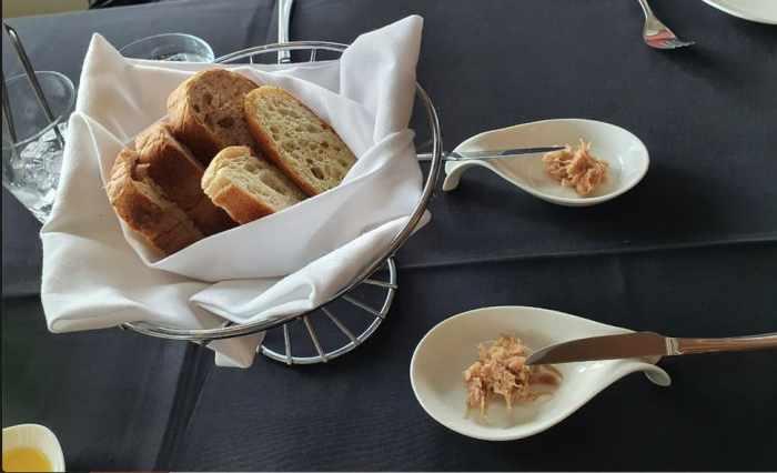 Monsieur L Restaurant L先生義法餐廳 餐前麵包
