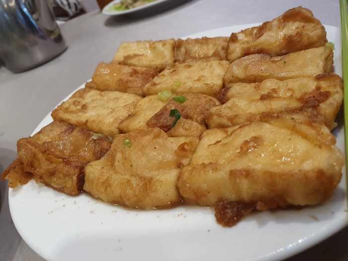 天廚菜館鍋塔豆腐