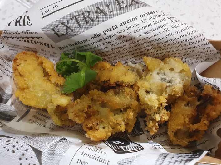 外送開箱 Nola Kitchen 紐澳良小廚 炸廣島牡蠣