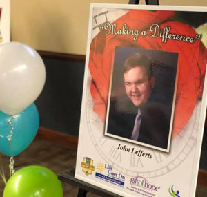 Donor Family Finds Comfort through Volunteerism to Honor the Legacy of their Son
