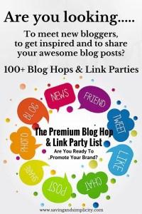 blog hop link party