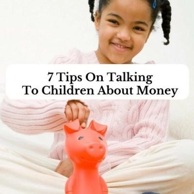 children, money