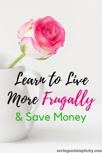 What exactly is frugal living? Learn how frugal living will help you save money and pay down your debt. It's more than just clipping coupons.