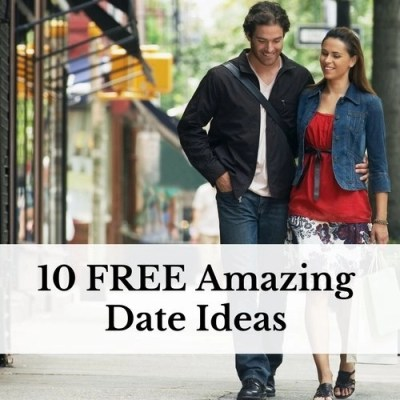 Love is in the air. Spending time with the one you love is important; you don't have to spend money to make it amazing. 10 free amazing date ideas.