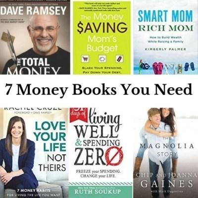 7 Money Books You Need