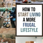 frugal lifestyle