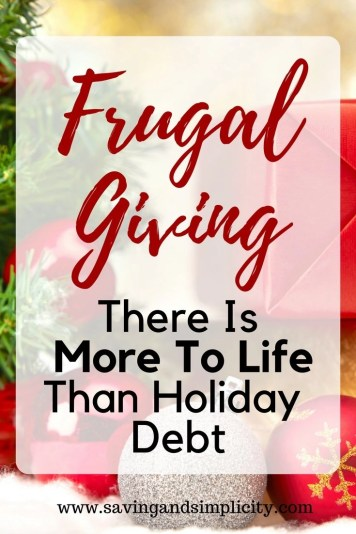Frugal giving and amazing acts of kindness. Gift giving isn't about the money. It's about the smile & the emotion. Bonus gluten free cookie recipe included.