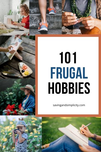 frugal hobbies