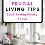 Home is where your heart is, it is also an expensive place to be. Start saving money with 101 super frugal living tips to save money on household expenses.