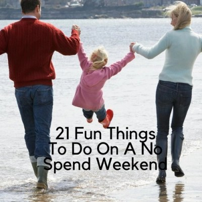 21 Fun Things To Do On A No Spend Weekend