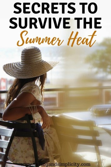 Is the summer heat getting to you? Are you tired of tossing and turning trying to cool down? Learn 21 ways to beat the summer heat and still have fun.