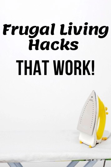 Stop living paycheck to paycheck. Learn 21 super frugal hacks and money tips to help you save more money and start living the life you want.