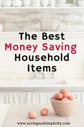 It's all about saving money & cutting household expenses. Have you ever wondered how people save money and cut costs. Learn the best frugal household items.