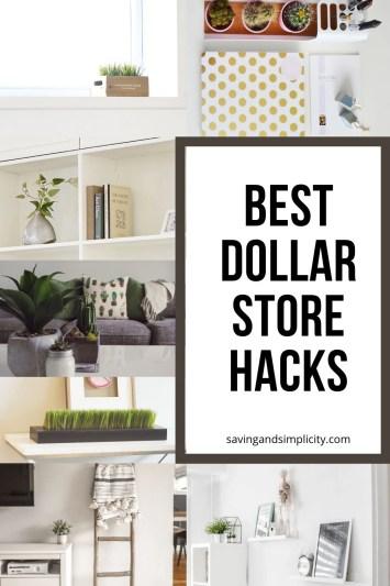 dollar store hacks