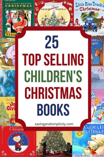 There is something special about children's Christmas books during the holiday season. Discover 25 of the best children's Christmas Books you need to read to your kids.