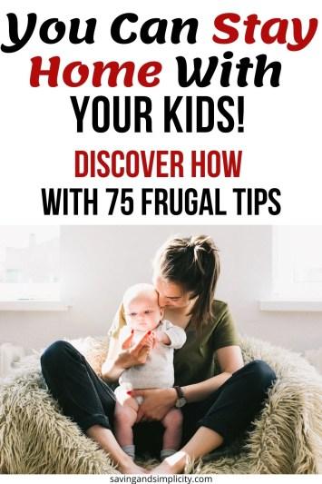 75 frugal living tips
