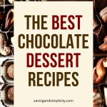21 amazing chocolate recipes from talented chefs, cooks and bakers. Including cakes, cookies, fudge, drinking chocolate, Keto fat bombs and so much more.