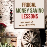 frugal lessons