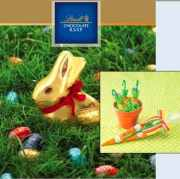 GIVEAWAY:  Win Premium Lindt Chocolate Easter Candy!  {$50 Value!}