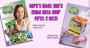 Creative Girls Club:  Two Craft Kits for Only $9.93 Shipped!