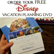 Are you planning a vacation to Disney World or Disneyland? You can now request a FREE Disney Vacation Planning DVD for 2017!