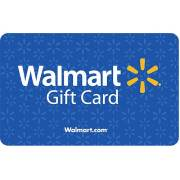 Holiday Cash Walmart Gift Card Dash WINNER!
