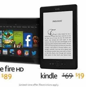 HOT Kindle Deal!  Grab One for $19 if You Received this Exclusive Offer!