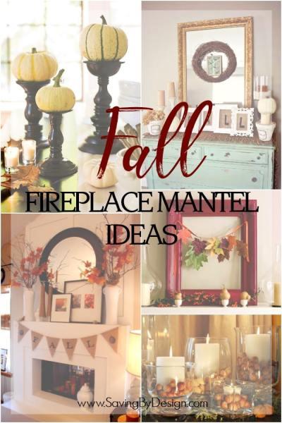 10 Fall Fireplace Mantel Ideas to Celebrate the Beauty of the Season