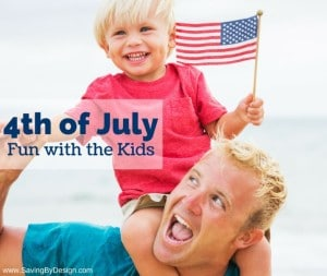 4th of July Fun with the Kids