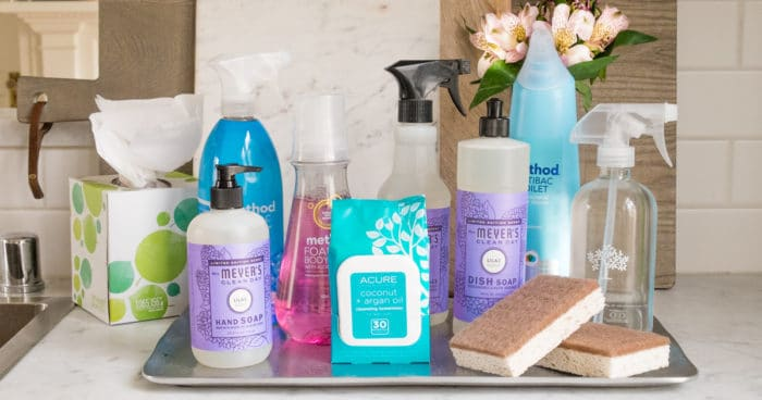 Grove Collaborative delivers natural cleaning, home, beauty, and baby products right to your doorstep, on your schedule, at a price that can't be beat!