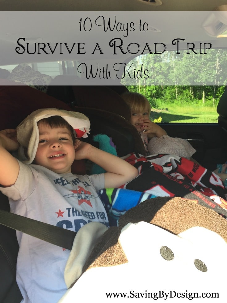 survive a road trip