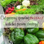 Cut Grocery Spending in Half with This Proven Strategy