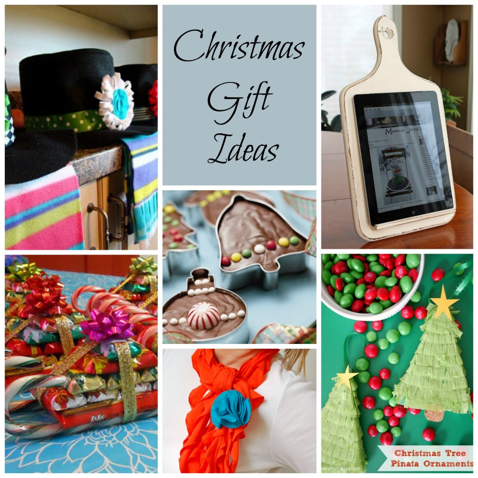Small Christmas Gift Ideas For Friends -
